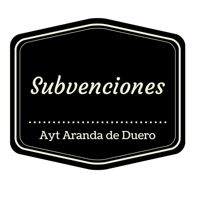 Subvenciones Aranda de Duero