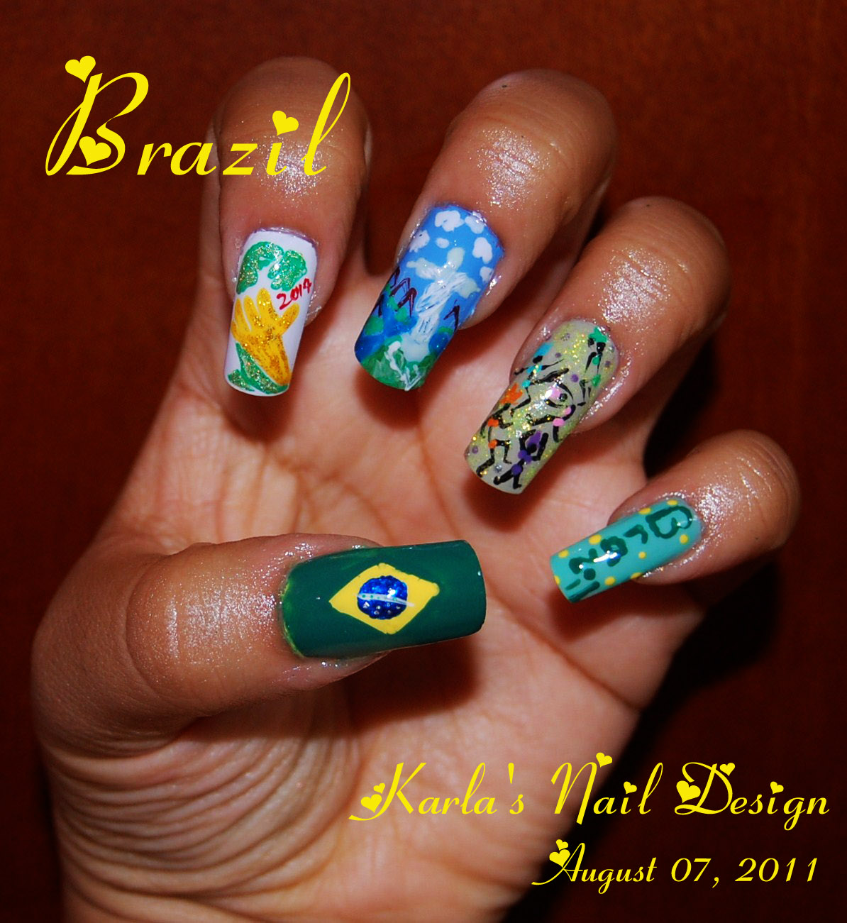 Nail E Designs Brazil