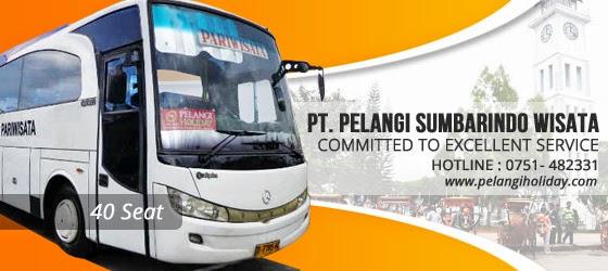 Rental Bus Murah di Padang