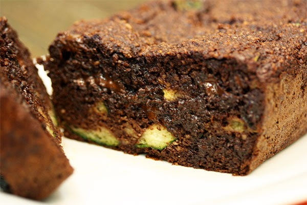Double Chocolate Hazelnut Zucchini Bread | In The Kitchen With ...