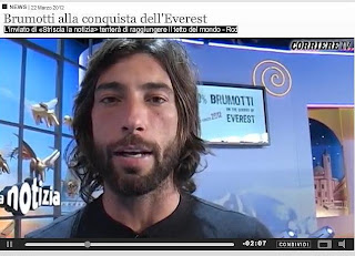 Brumotti sull'Everest Video