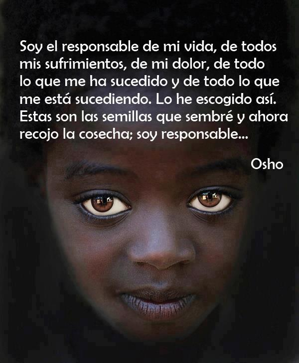 Frases soy responsable