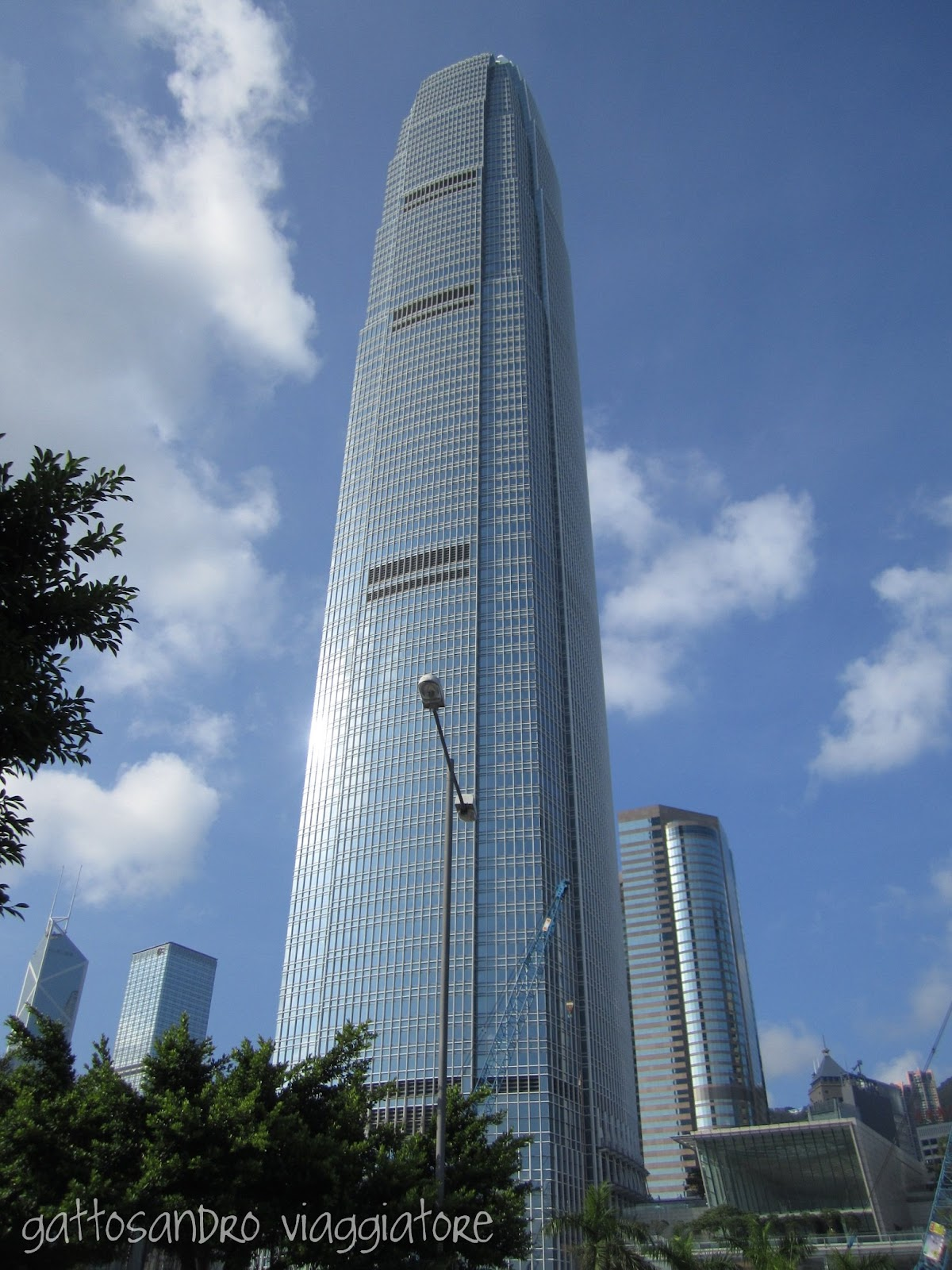 Gattosandro viaggiatore travel blog i grattacieli di for 30x30 piani di piani a 2 piani
