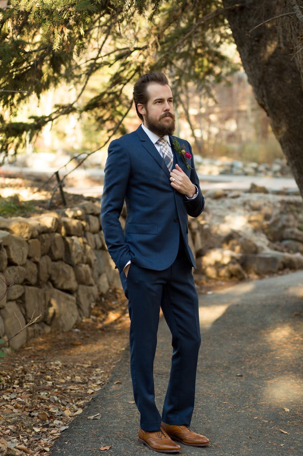 Menswear Idea for a wedding