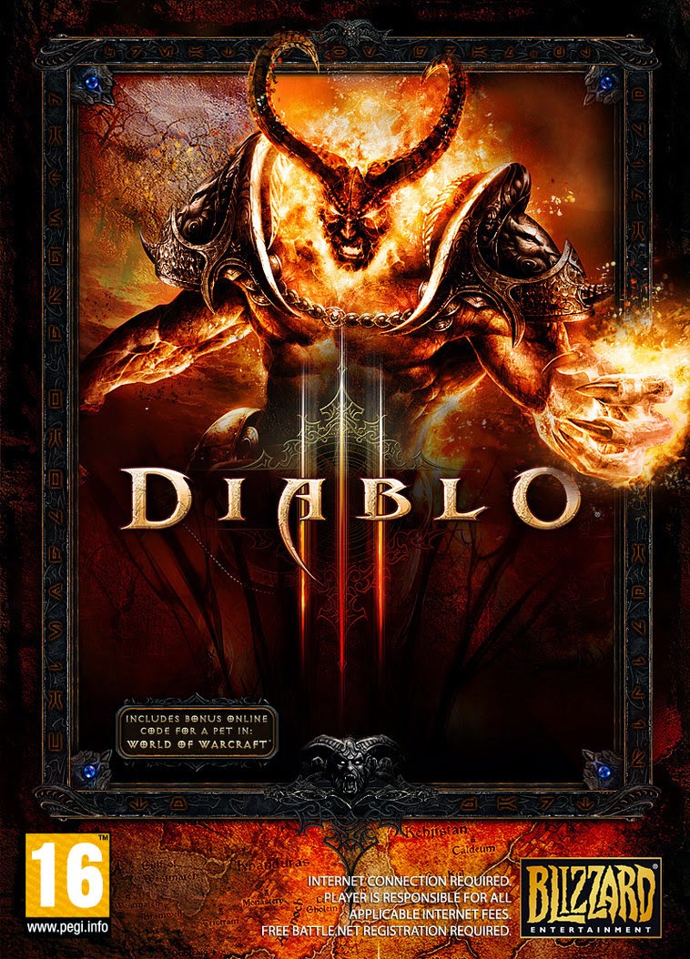 Diablo 3 Pc Download Free Full Version Game Highly Compressed