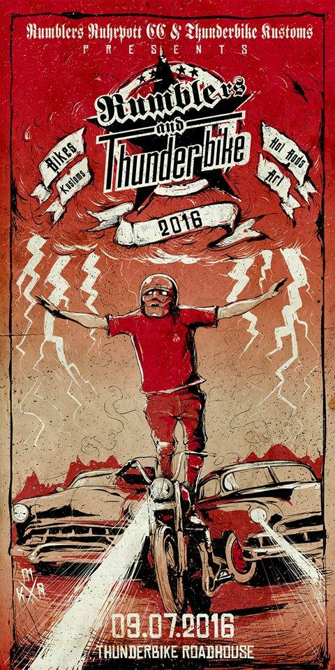 Rumble & Thunder 2016