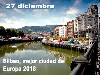 Bilbao, enhorabuena.