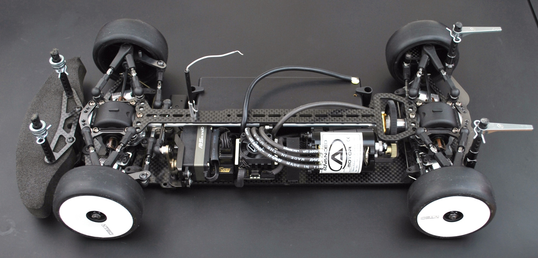 Jd Racing Advanced Electronics Black Diamond Motor