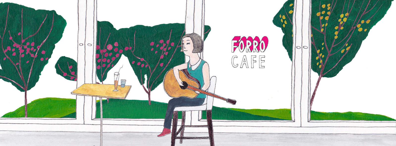  Forro Cafe