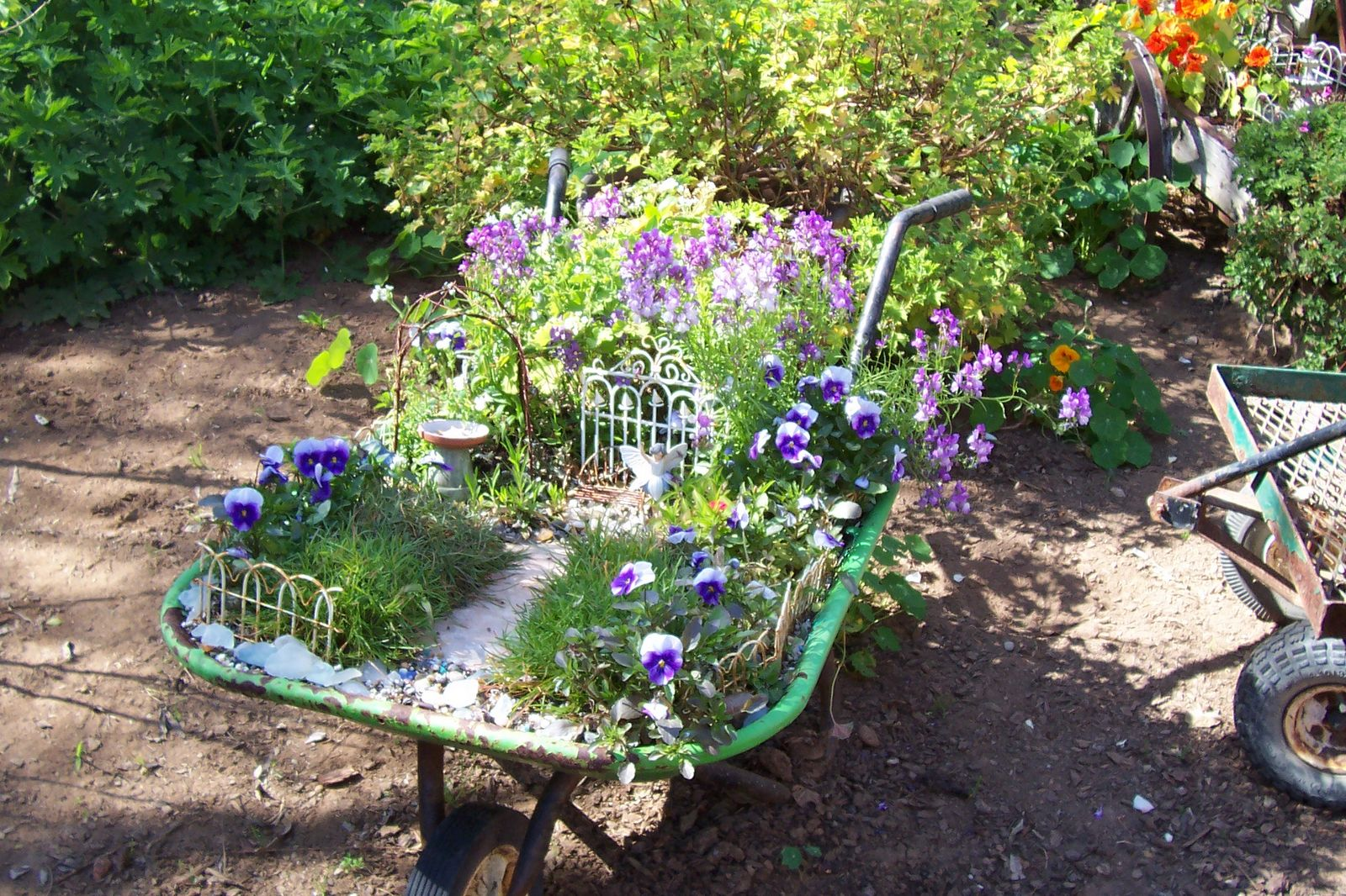 Fairy gardens anyone gardening forums for Fairy garden images