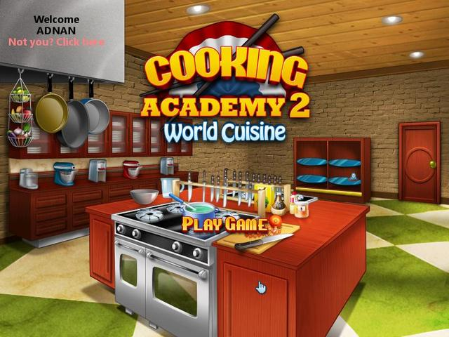 Welcome to my blog cooking academy 2 world cuisine for Academie cuisine