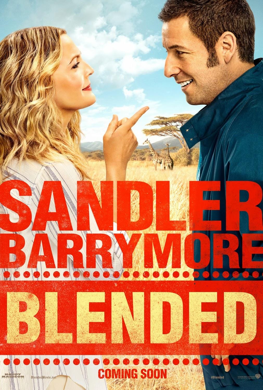 Blended (2014) Online