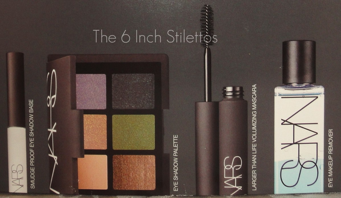 Show & Tell: NARS Makeup Your Mind: Express Yourself - Eyes Set