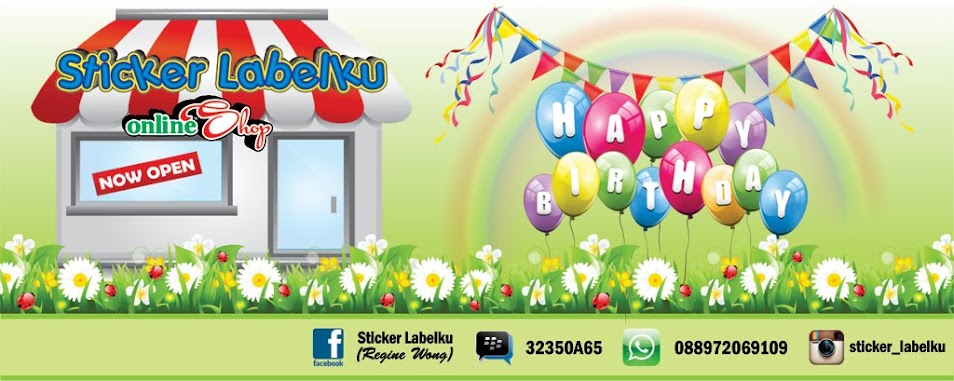 Sticker-Labelku