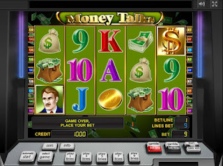money talks slot