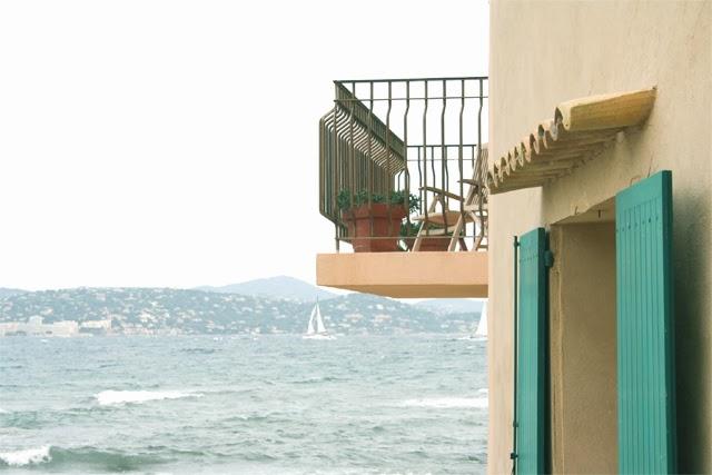 Maison - Plage de La Ponche - St Tropez