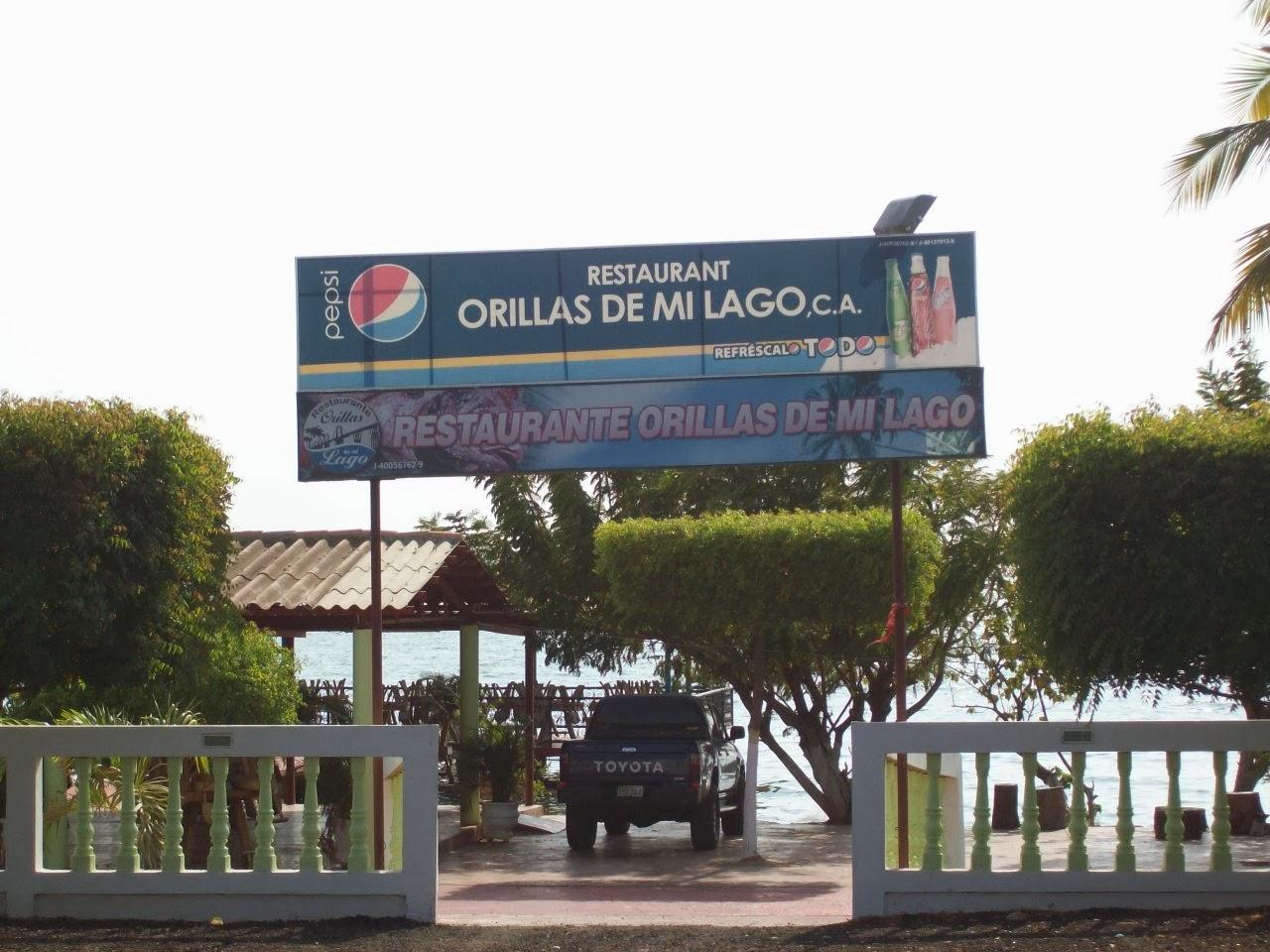 RESTAURANT ORILLAS DE MI LAGO, C.A