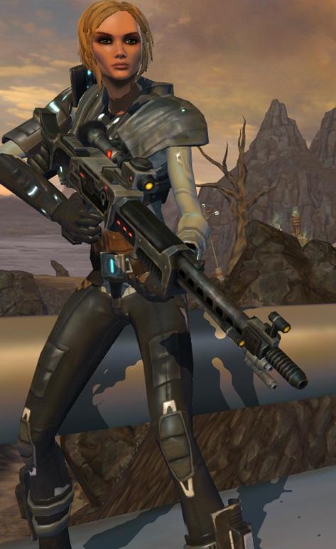 Swtor Best Leveling Trooper Leveling Build