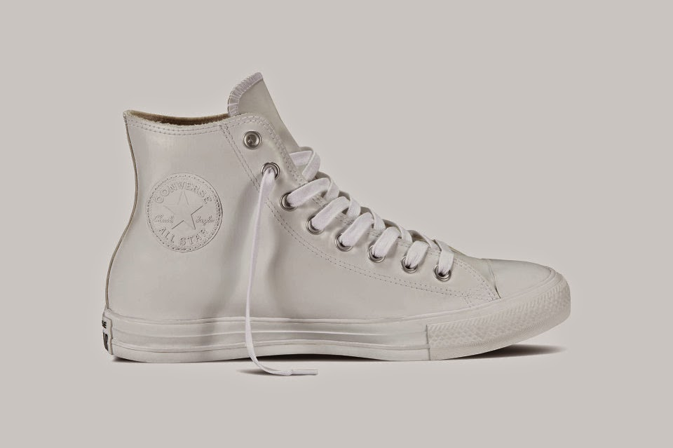 converse taylor 2 bianche