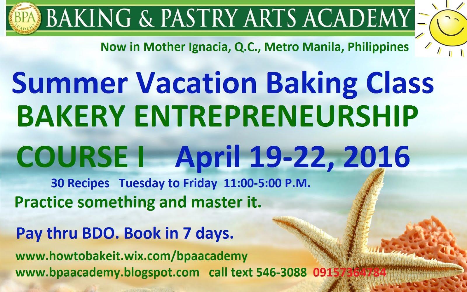 Join Batch 41- April 19-22, 2016