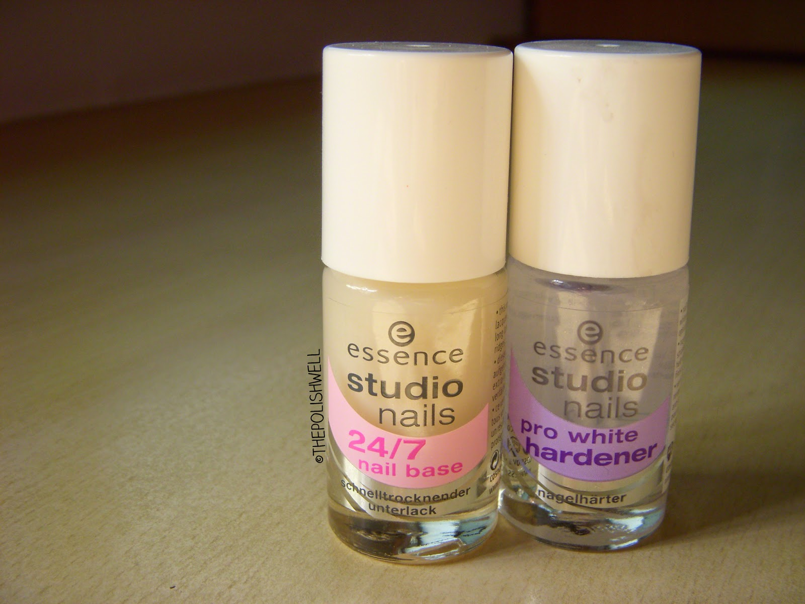 The Polish Well: essence: Nail Care Products!