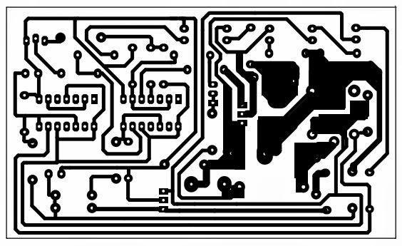 INTELLIGENT HIGHWAY LAMP POST: Week 5 (FYP2) : PCB Design