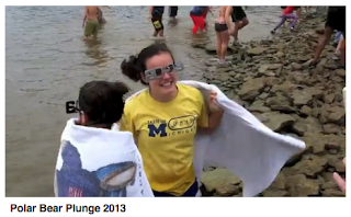 Nashville Polar Plunge 2013 video