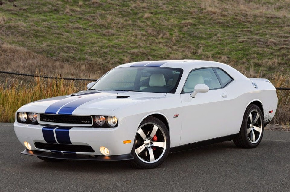 Dodge Challenger Car Wallpapers