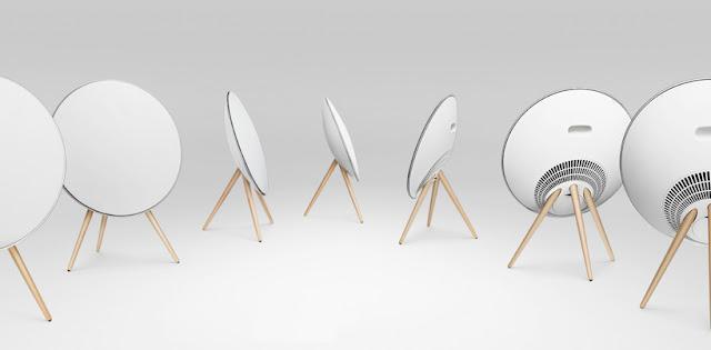 okokno Bang & Olufsen BeoPlay A9 wifi wireless Speaker Apple Airplay