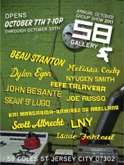 5811 | 58&#39;s Annual Group Show