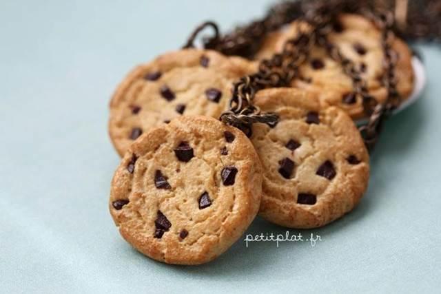 model biskut cip coklat