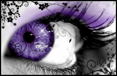 Beautiful Purple EyeDesigns