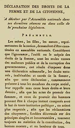 Des suffragistes aux abstentionnistes... Aux urnes, Citoyennes!