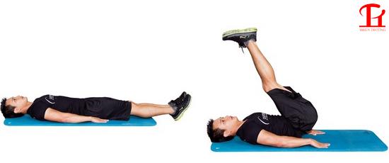 Hướng dẫn tập cơ bụng 6 múi