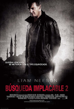 Búsqueda Implacable 2 Poster