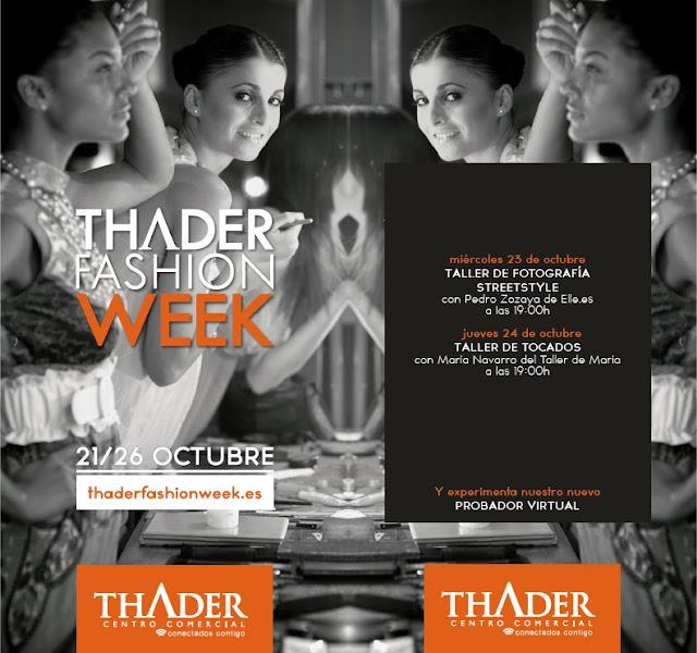 Talleres ThaderFashionWeek 2013