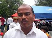 El Alcalde Freddy Guerra
