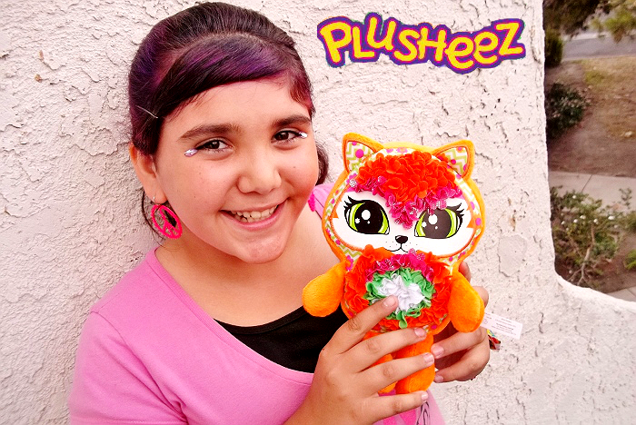 Plusheez for kids