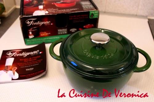 La Cuisine De Veronica Fontignac Self Cooking French Oven