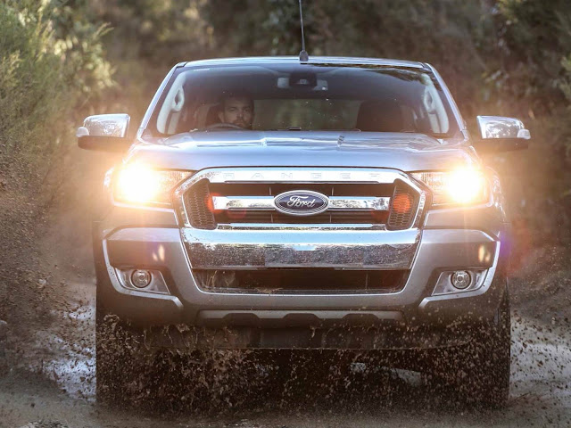 Ford New Ranger 2016