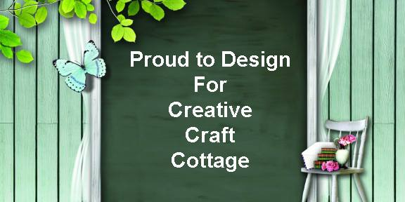 I design for: Cratieve Craft Cottage