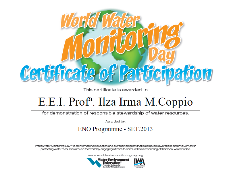Certificado - WWMD