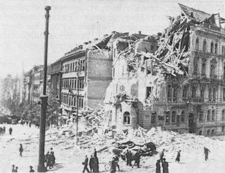 Carrying fire dresden prague february 14 1945 for How many homes were destroyed in germany in ww2