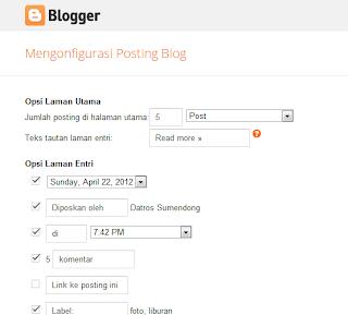 Cara Mempercantik Blog