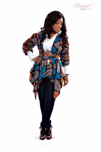 Ladies Kimono Style Jackets