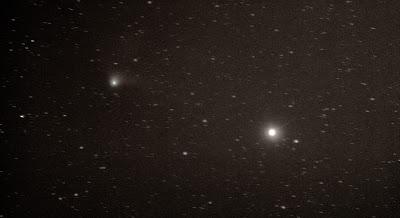 comet catalina dslr