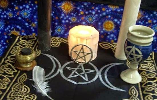 Домашний алтарь своими руками. Altar-magic