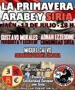 Solidaridad con Siria