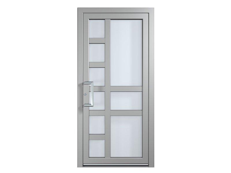 Puertas - Puerta de aluminio y vidrio ...