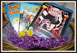 Willy Wonka, Charlie and the Chocolate Factory, Bugs Bunny, Easter, Warner Bros